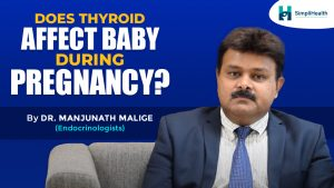Does thyroid affect baby during pregnancy?