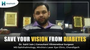 Diabetic Retinopathy: How Diabetes affects your eyes?