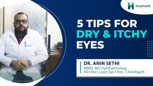 Dry Itchy Eyes: Causes, Symptoms & Treatment